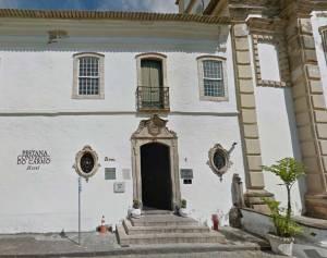 8 Sep Pestana Convento da Carmo Streetview